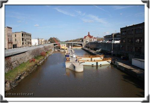 Erie Canal Locks, Lockport NY