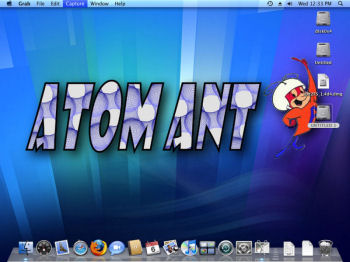 Atom motherboard\'s MAC desktop