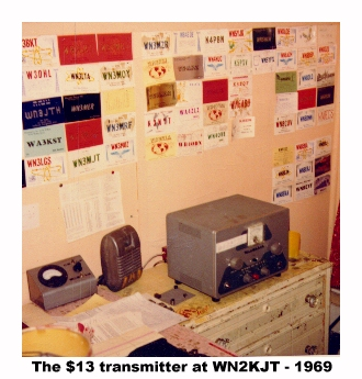 The $13 dollar transmitter