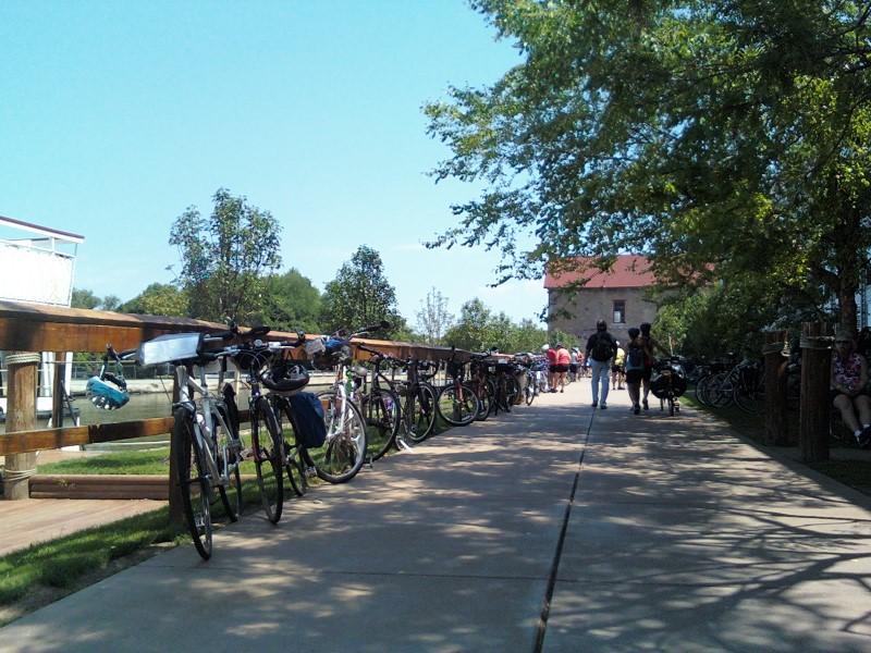 Even more bikes