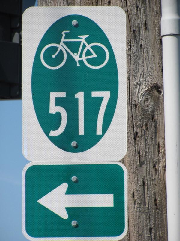 Bike Route 517