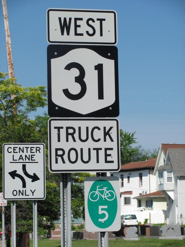Bike Route 5